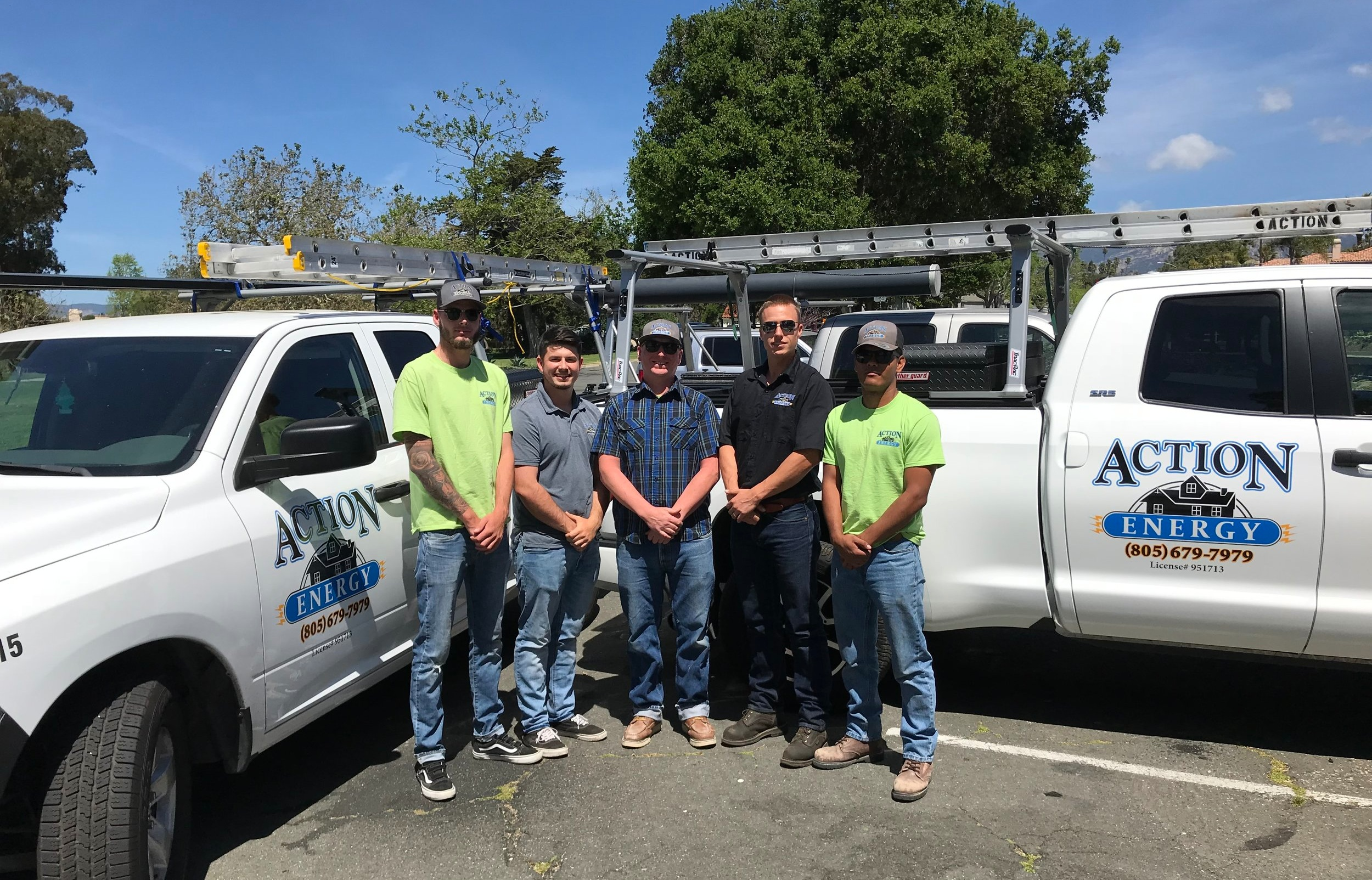 Your Action Energy Team
