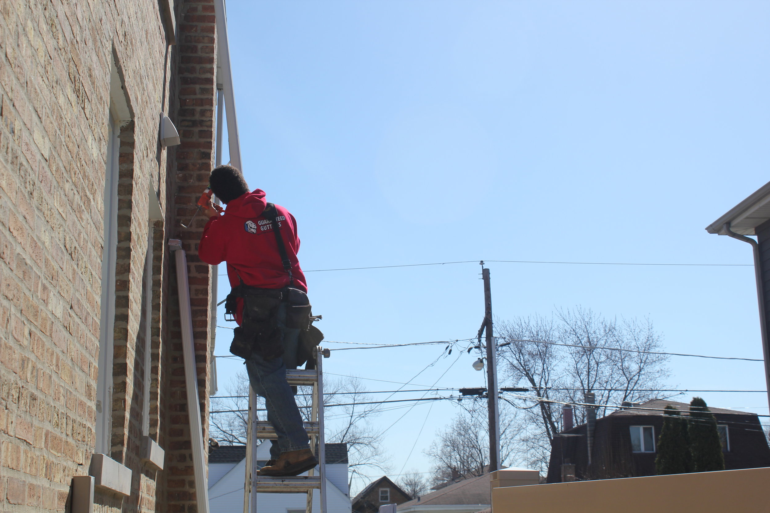 Installations - Installations include:* Downspout upgrades* Debris stoppers* Gutter and Roof Maintenance Services and More…