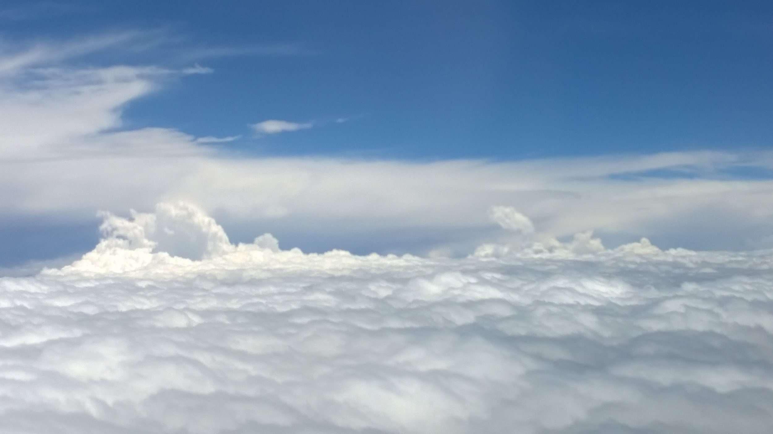 A sea of clouds as seen from a Vernon Flight.jpg