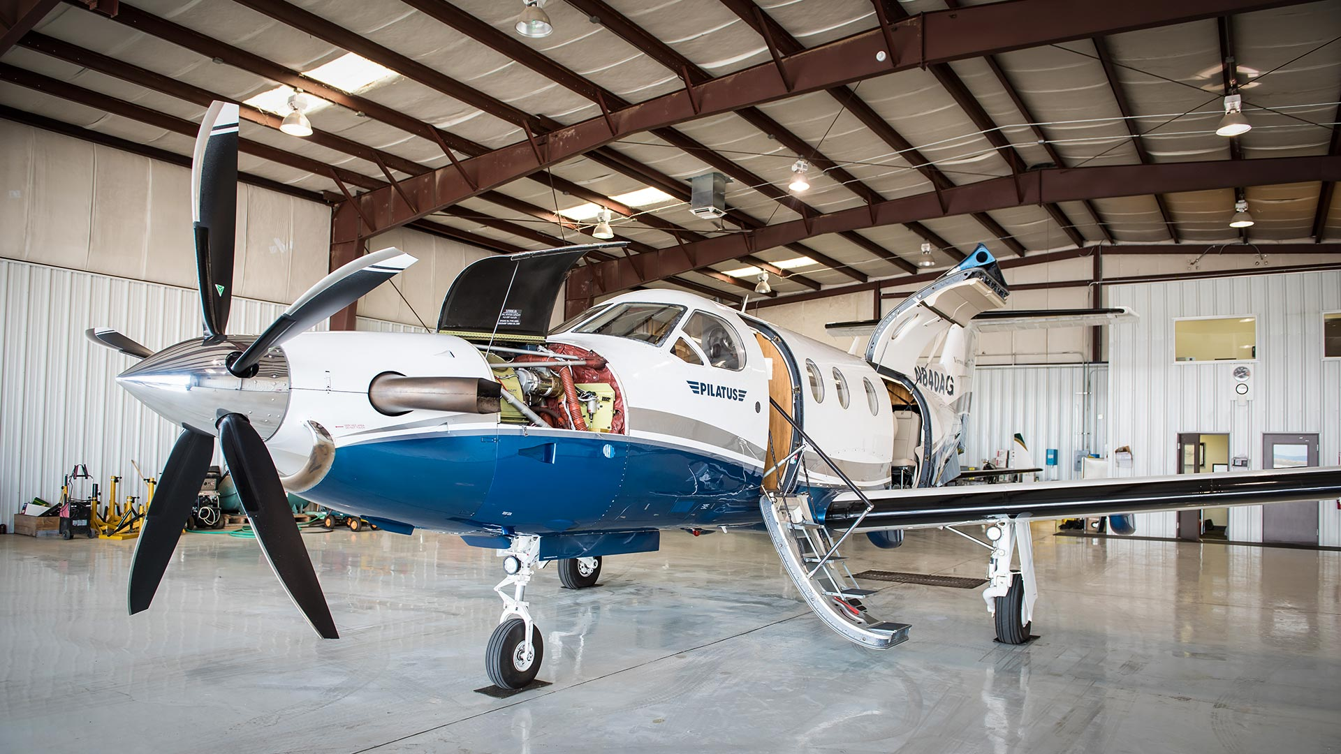 Safety Comes First for Vernon Aviation