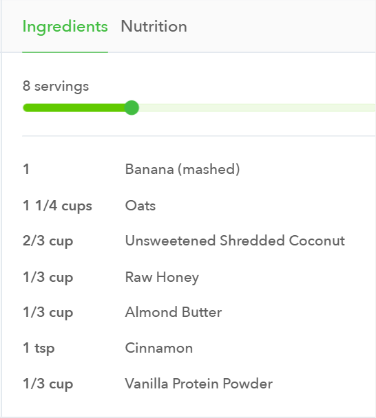 Banana Coconut Protein Bars Ingredients.PNG
