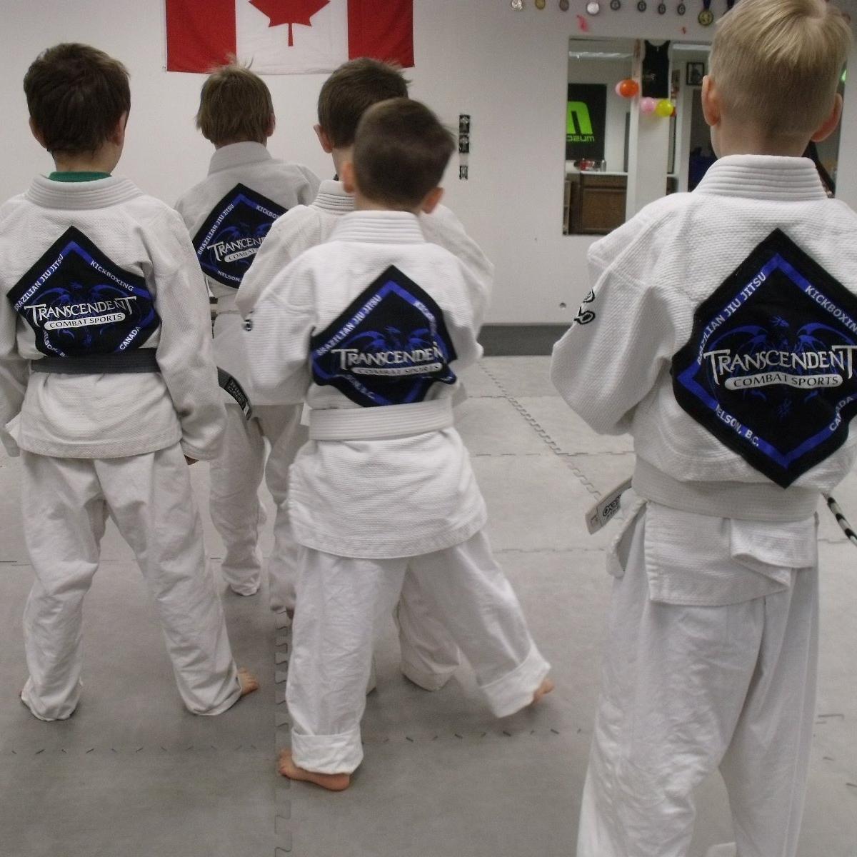 Kids Brazilian Jiu Jitsu - Brazilian Jiu Jitsu for kids 5-12 years old
