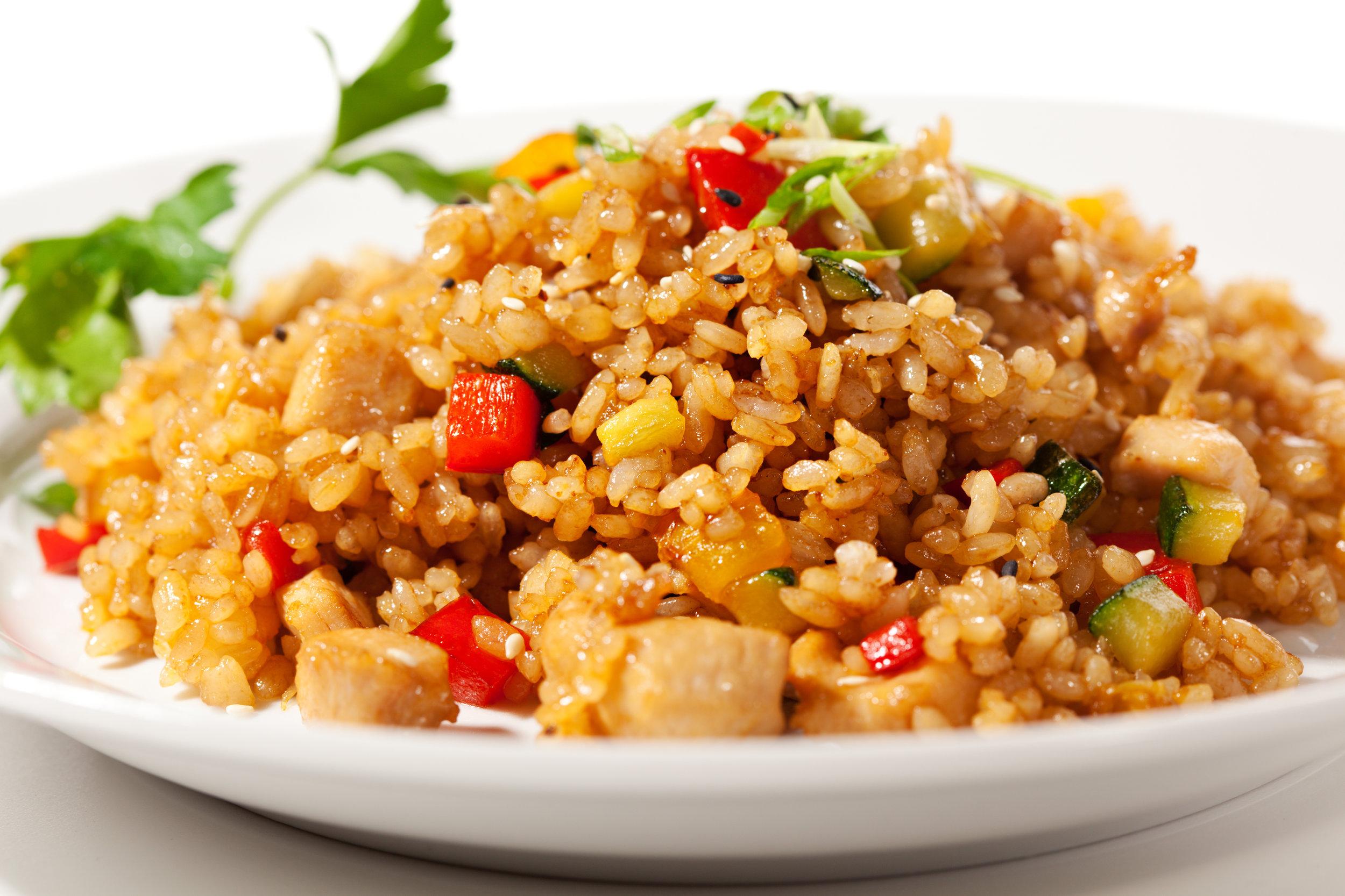 Chicken Fry Rice