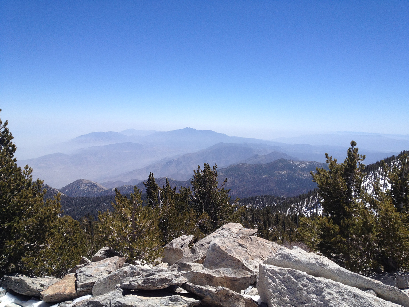 SUMMIT MT SAN JACINTO