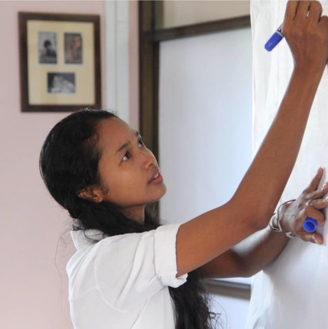 Dara Phan, Cambodia - Ms Dara has extensive experience as a public relations officer and has worked in addition to Parable Cambodia with the international organization, Hosea Ministries. She is currently in her fouth year studying a Bachelor of Fashion Designer, and these skills coupled with her experiences enable her to lead groups to develop creative thinking, innovation and design. She is a professional public speaker and motivator and teaches the importance of rapport as well as the art of using your voice, tone and body language.