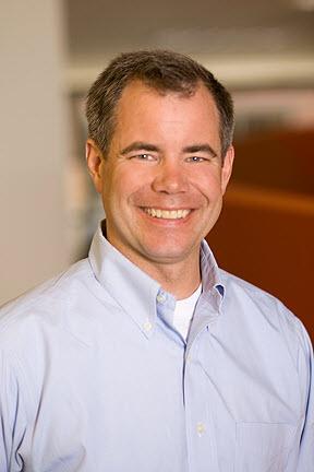 Chris Brookfield - Entrepreneur in Residence Faculty