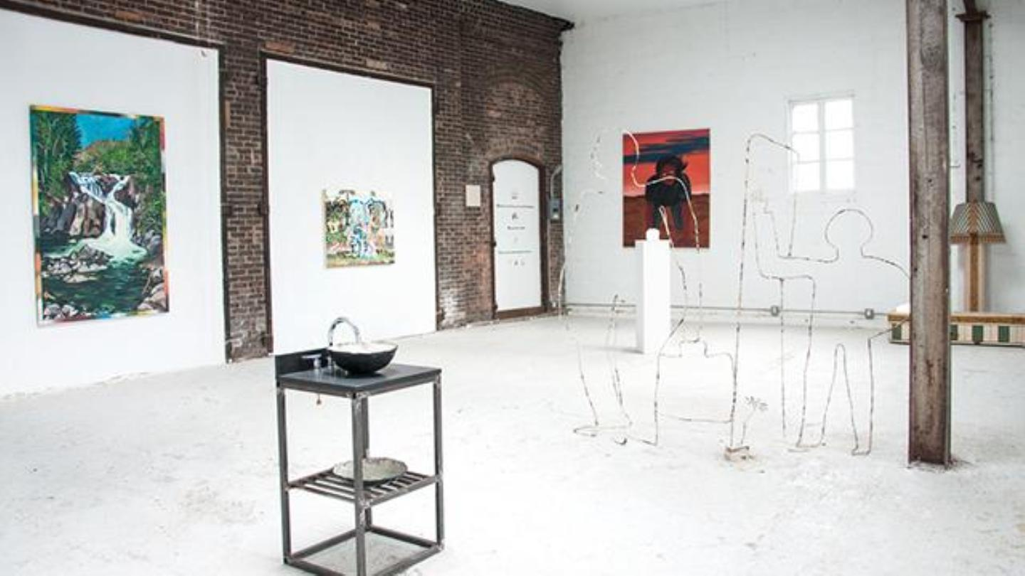 "Installation view, ""Too Much Of A Good Thing"""