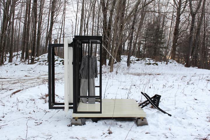 "Installation view, ""Winter Show 2014"""