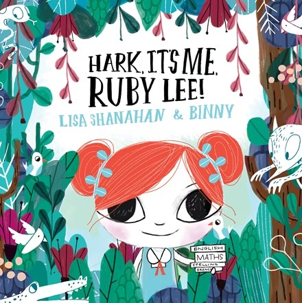 "'Hark it's me Ruby Lee"" Published by Lothian"