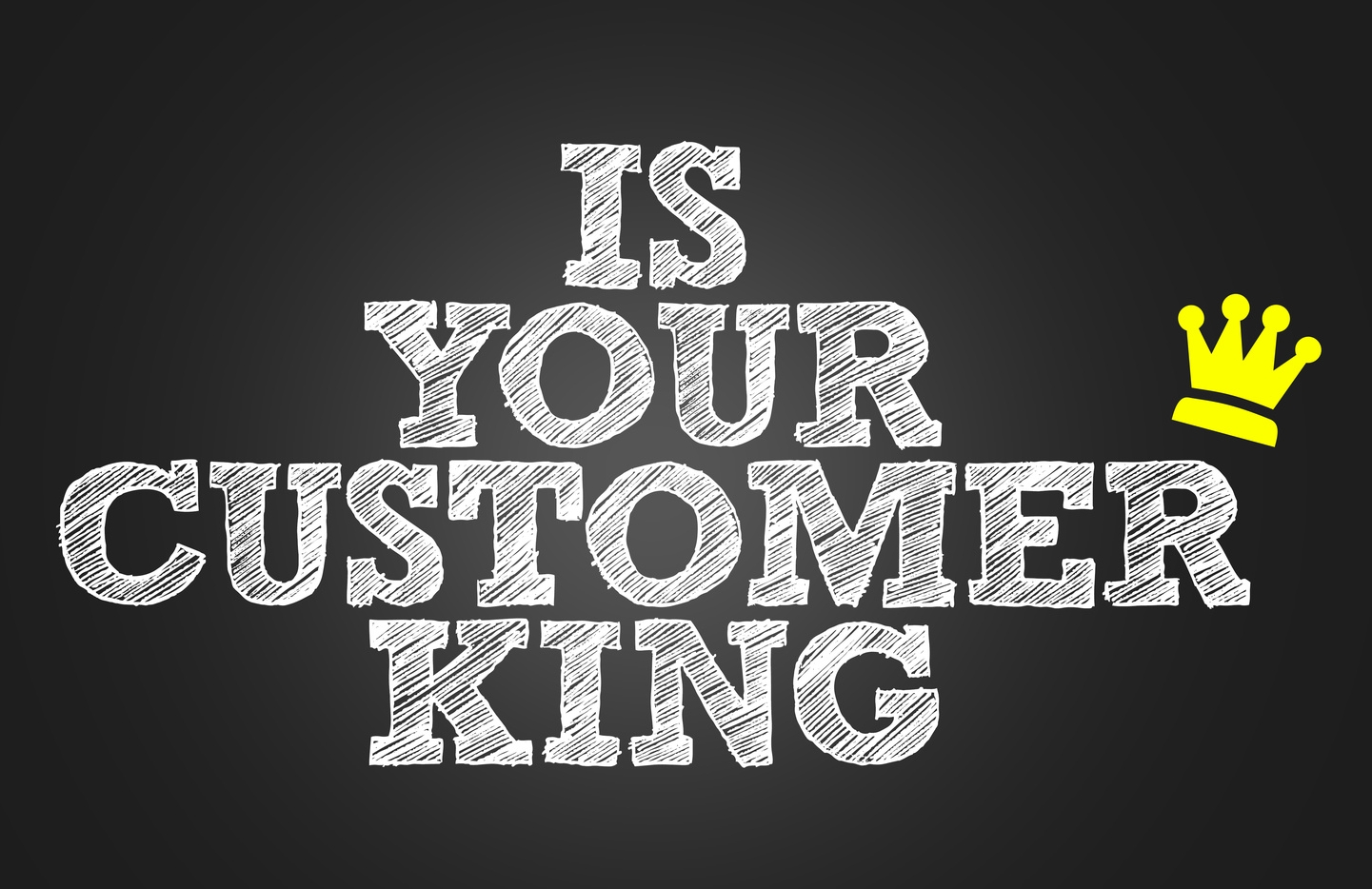 Is your customer king.jpg