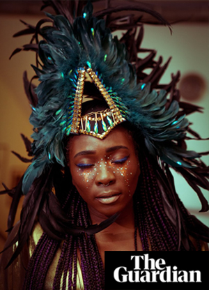 Rachael Young interview in The Guardian -   'Black to the future, afrofuturism hits the stage.'     talking about her newest show  NIGHTCLUBBING .  Tuesday 8th - Saturday 12th May 2018 7:15pm @ Camden People's Theatre.  Tickets  here .