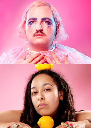 An exciting double bill from The Queer House and HighTide as part of #DisruptionFest at Assembly Roxy, Edinburgh Fringe 2019.  See more  here.