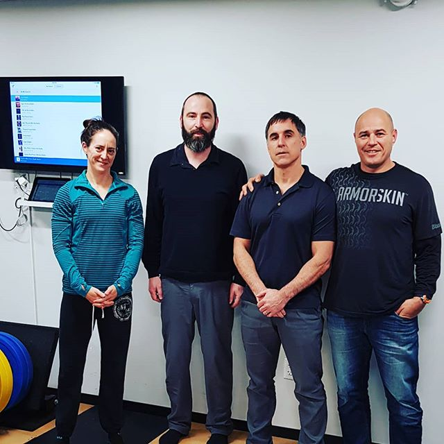 Second group of ELDOA Level 1 students finishing up with Lead Tutor Joe Hayes. Slowly expanding ELDOA into New England. Next course Dec 8th/9th. For more info www.healthandperformance.com #EldoaBoston #eldoausa #eldoamethod #spinehealth