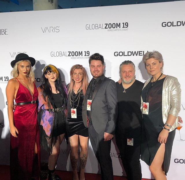 Team TW are at #GlobalZoom19 in Vienna, Rather than having one of our own competing, this year we are supporting the awesome talent that come from the uk! Wishing everyone the biggest success!  #tonywoodhair #portsmouth #southsea #vienna #globalzoom @goldwelluk #iamgoldwell