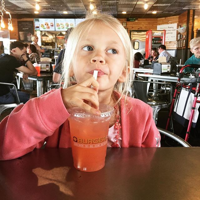 Pit stop in Myrtle Beach today.  Burger-Fi and outlets on the agenda. . . . . . #tryburgerfi #clickinmoms #cameramama #letthekids #letthembelittle #wilmingtonncphotographer #ncphotographer #childphotographer #familyphotography #momtogs #pursuejoy #wilmingtonnc #my_magical_moments #shotwithlove #celebrate_childhood #sharejoy #oureverydaymoments #simplychildren #treasuringlittlememories #clickmagazine