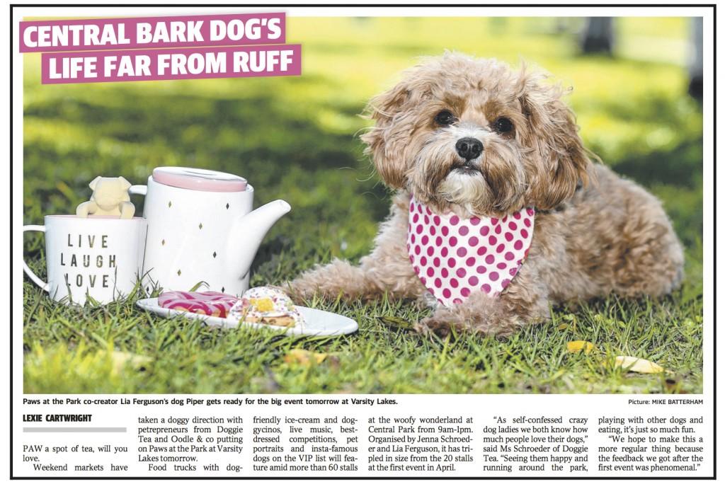Gold Coast Bulletin, August 2016
