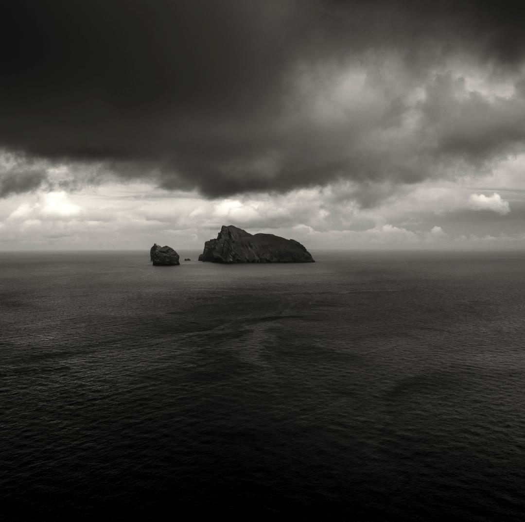 Boreray from Hirta, St Kilda