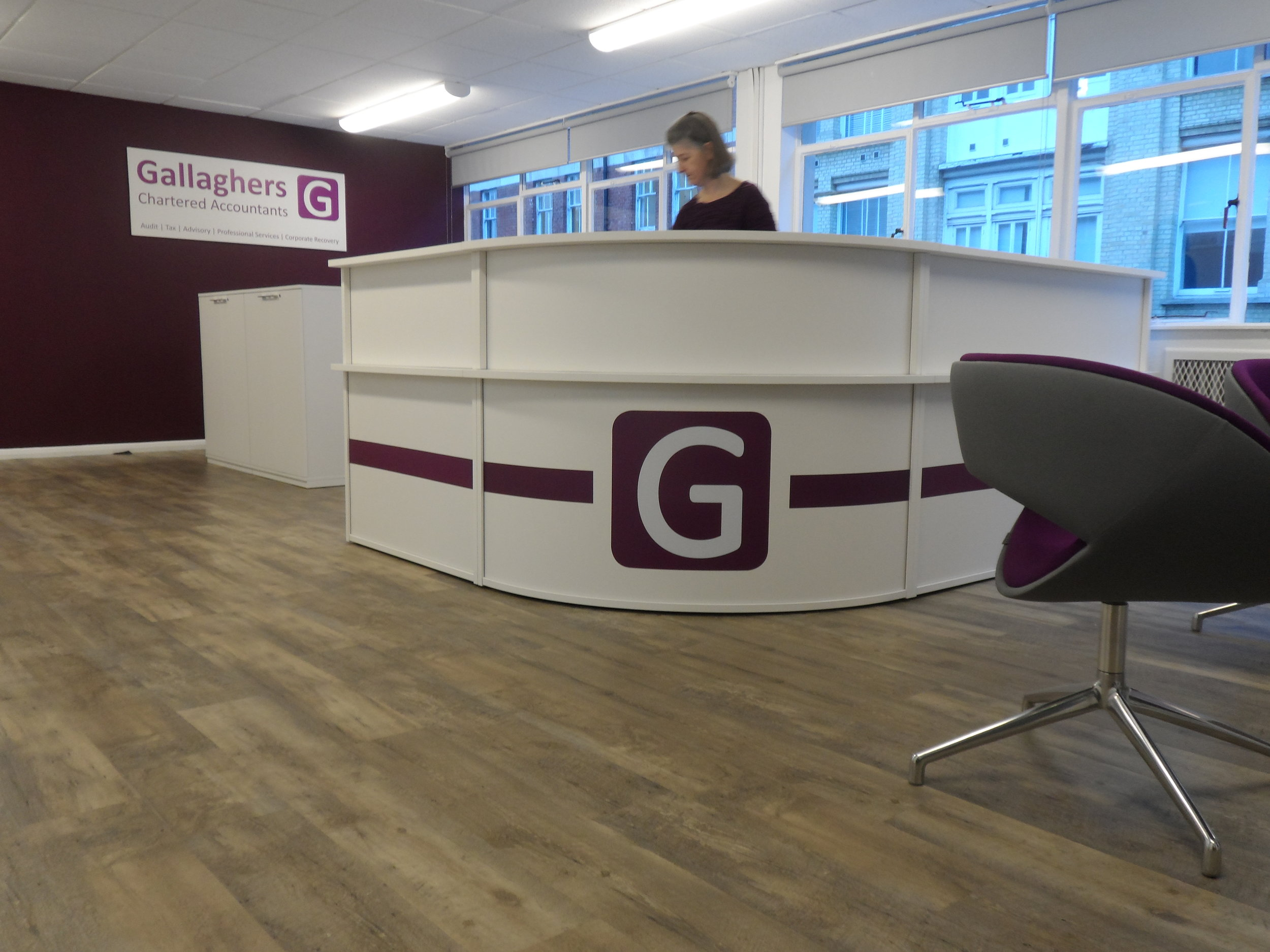 Gallaghers Partnership<strong>View Project →</strong>