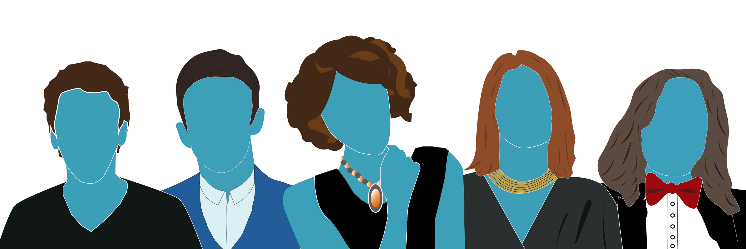 3equals1 Design team image avatars
