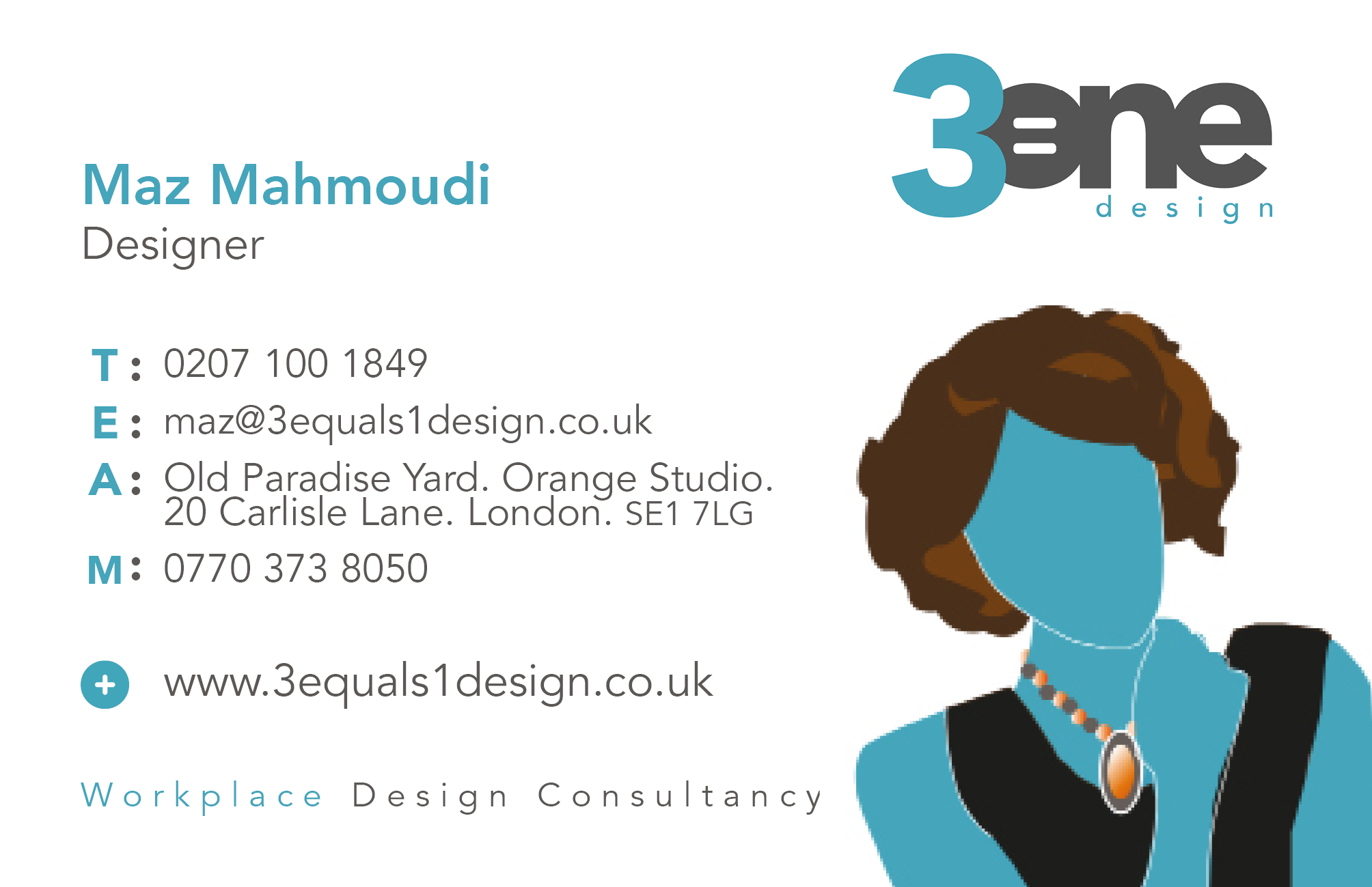 Get in touch with Maz - Maz is a walking, talking A-Z of commercial product. Get in touch if you need help with your latest project!maz@3equals1design.co.uk