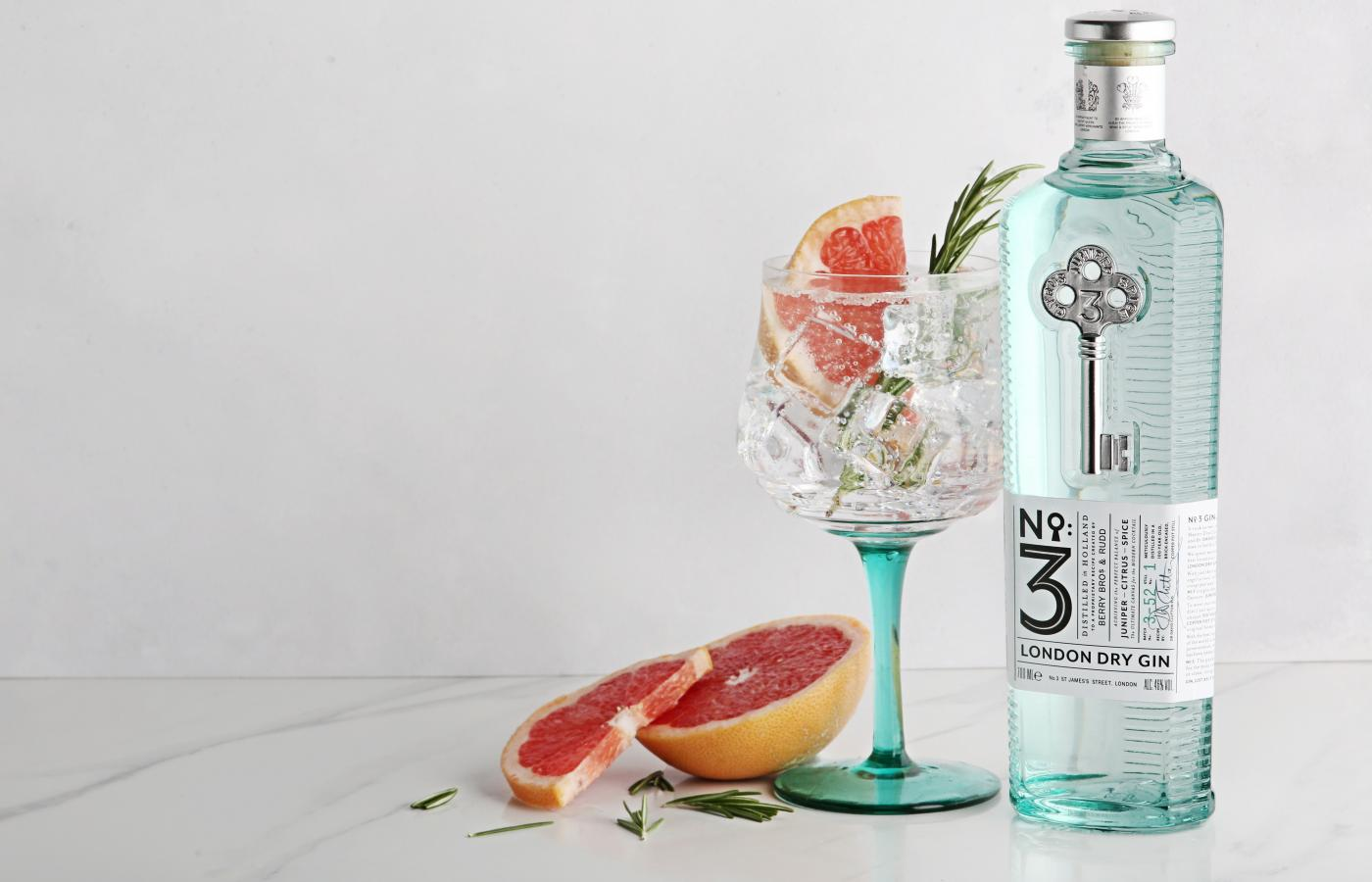 The Ginprint by No.3 Gin is a great shout for liquid refreshment during the London Design Festival 2019.