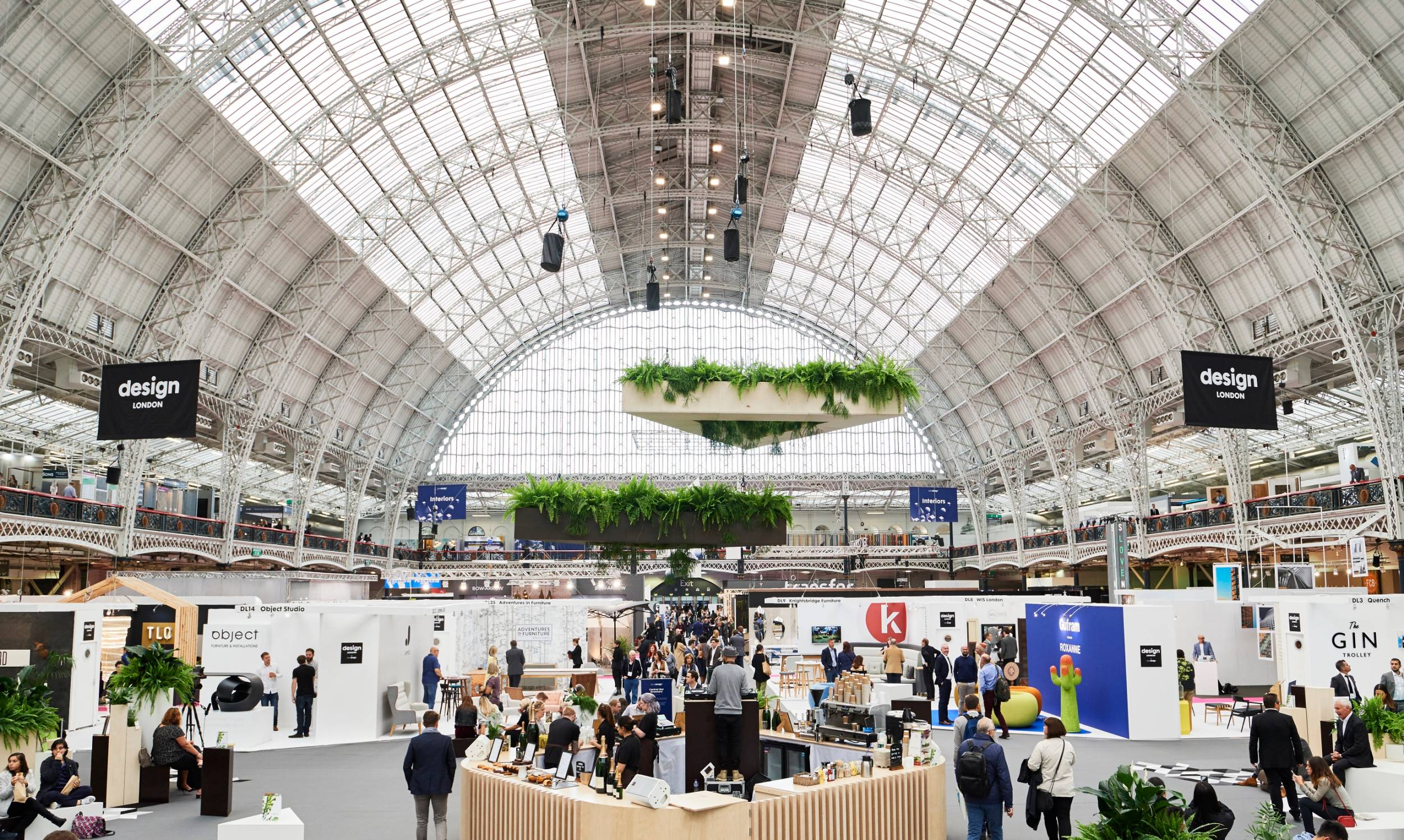 West Kensington Design District: - 100% Designhttps://www.100percentdesign.co.uk/100% Design is a must attend for anyone keen to visit a commercially-focused tradeshow.