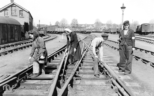 Railway women. To find out more  click here
