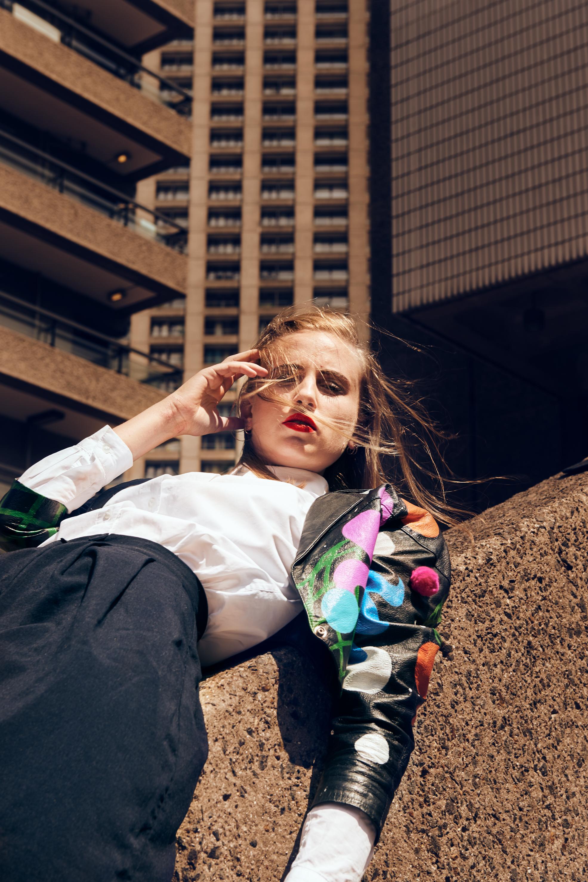 Josh John Fashion photographer in London