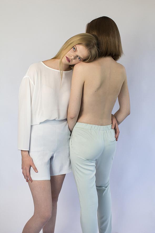 Styling: Maite Prince Models: Daisy @ Human Models & Olimpia Clothing: Funkie House