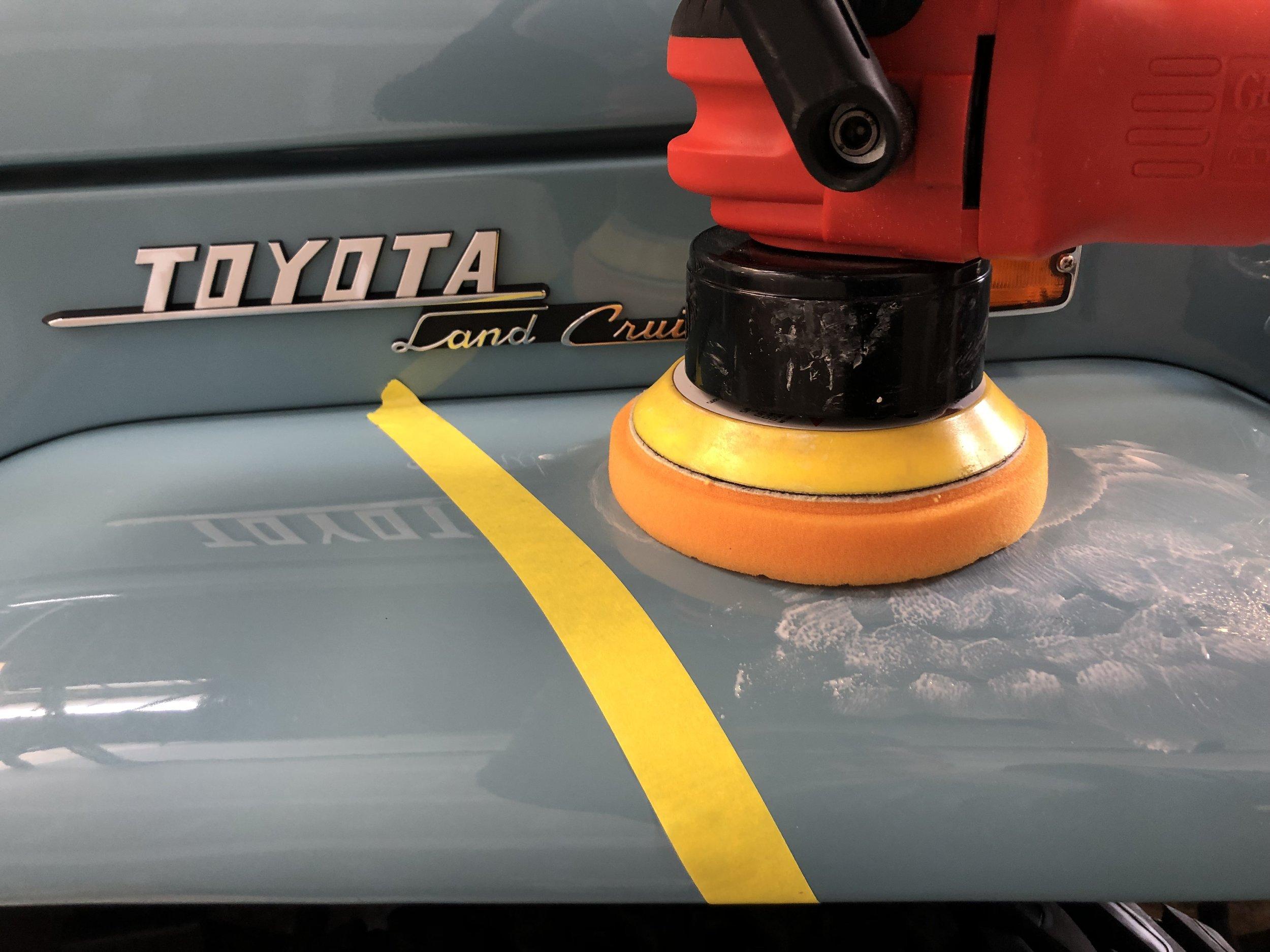 Paint Correction on car (2).JPG