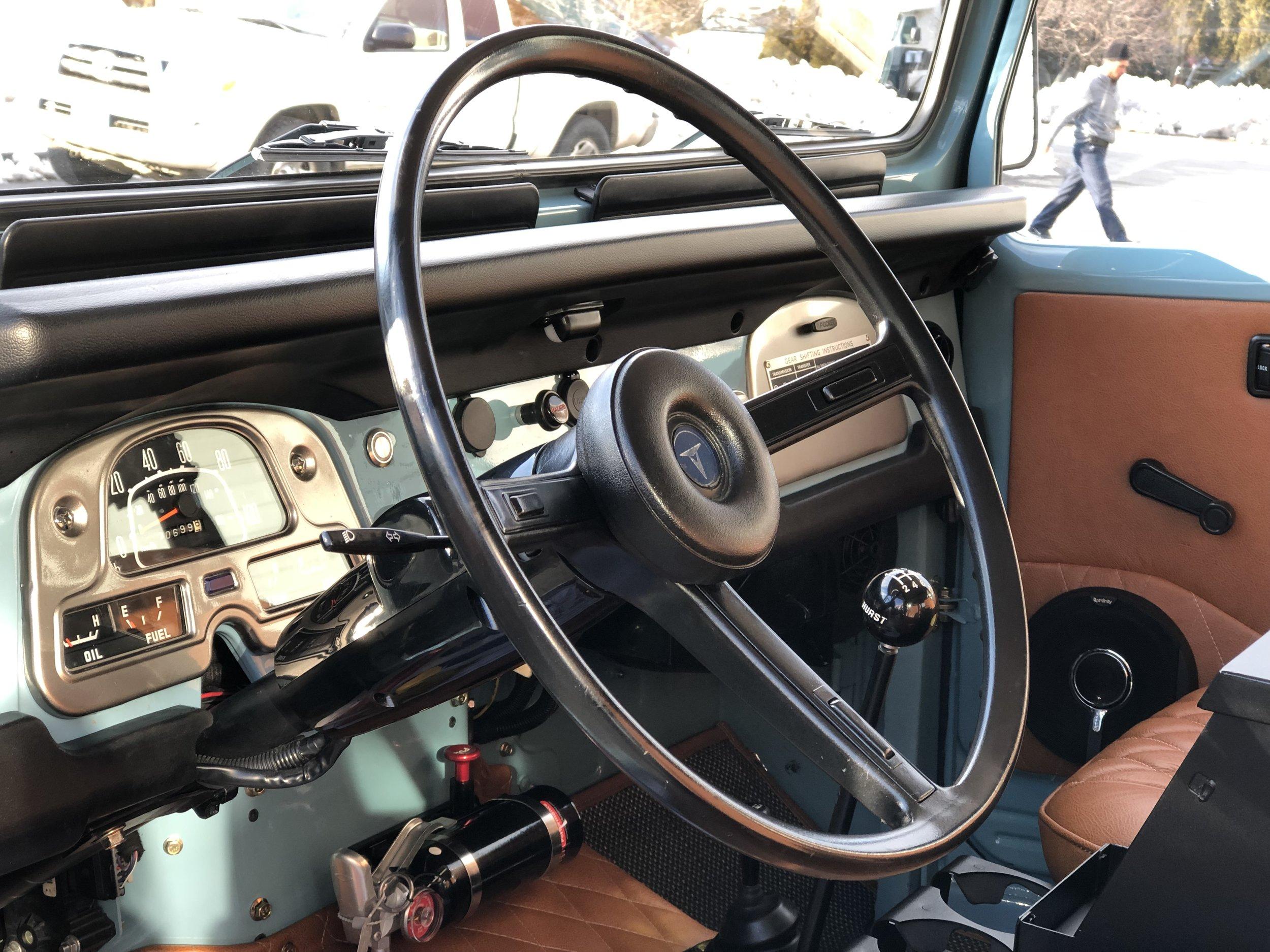 Toyota FJ 40 Interior Detailed.JPG