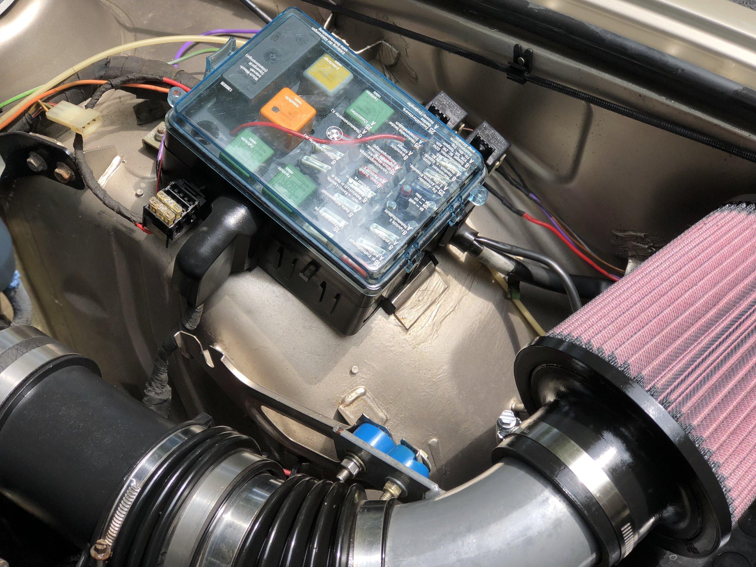 Engine Bay On BMW.JPEG
