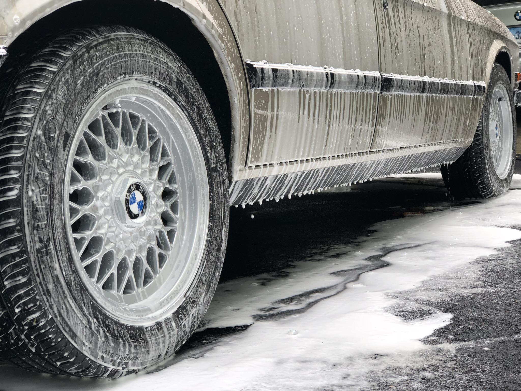 Car Detailing On BMW 520I (7).JPEG