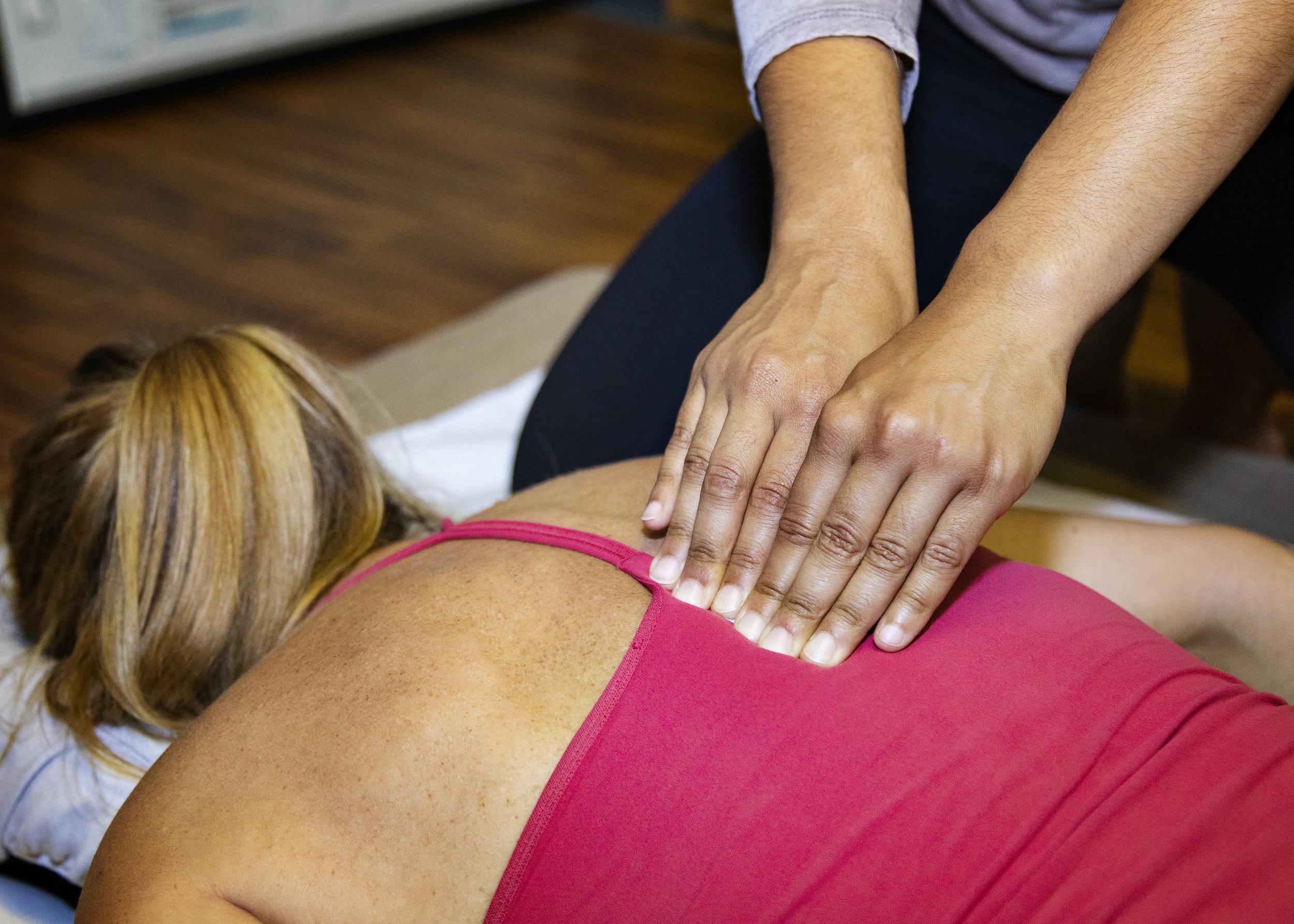 Shiatsu Massage. Shiatsu 2 Go