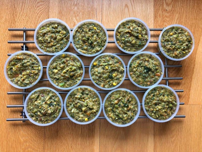 My Vegan Dog Food Recipe Harmnobeing