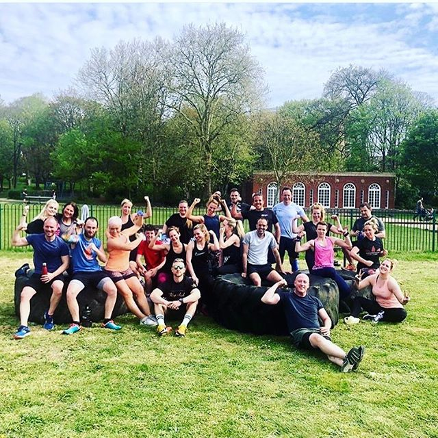 May bank Holidays. Completed it ✔️ - Thanks as always to everyone that attends and helps us play with all our new toys and Urban Gym. - Each workout different and the start of our Spartan Assault brand that we couldn't be more excited about! - If you want to come join in and take part with team work, enjoyment, mixed functional movements then please contact and we will love to have you down #fitnesshub #brighton #brightongym