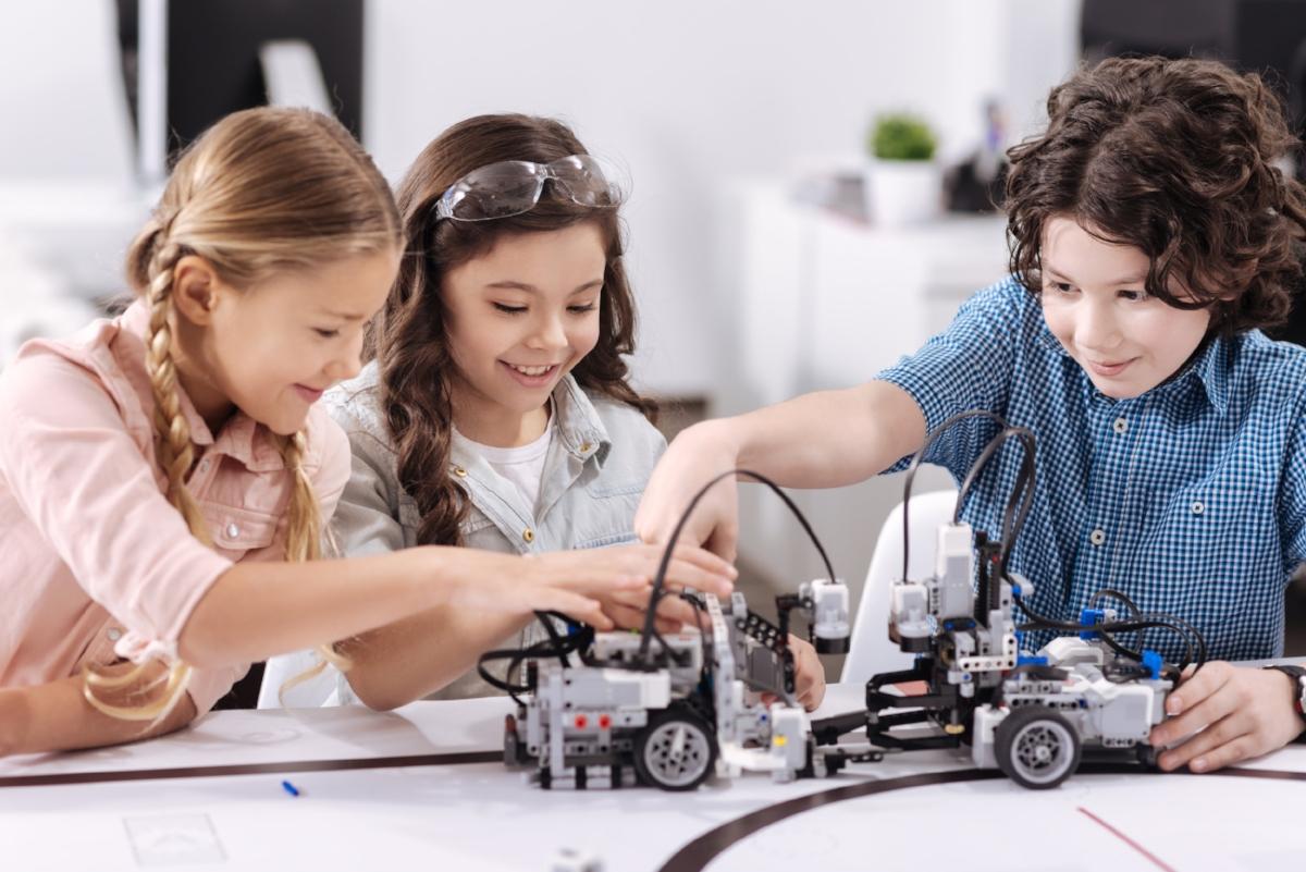 Nuestros hijos pueden liderar la innovación del mañana