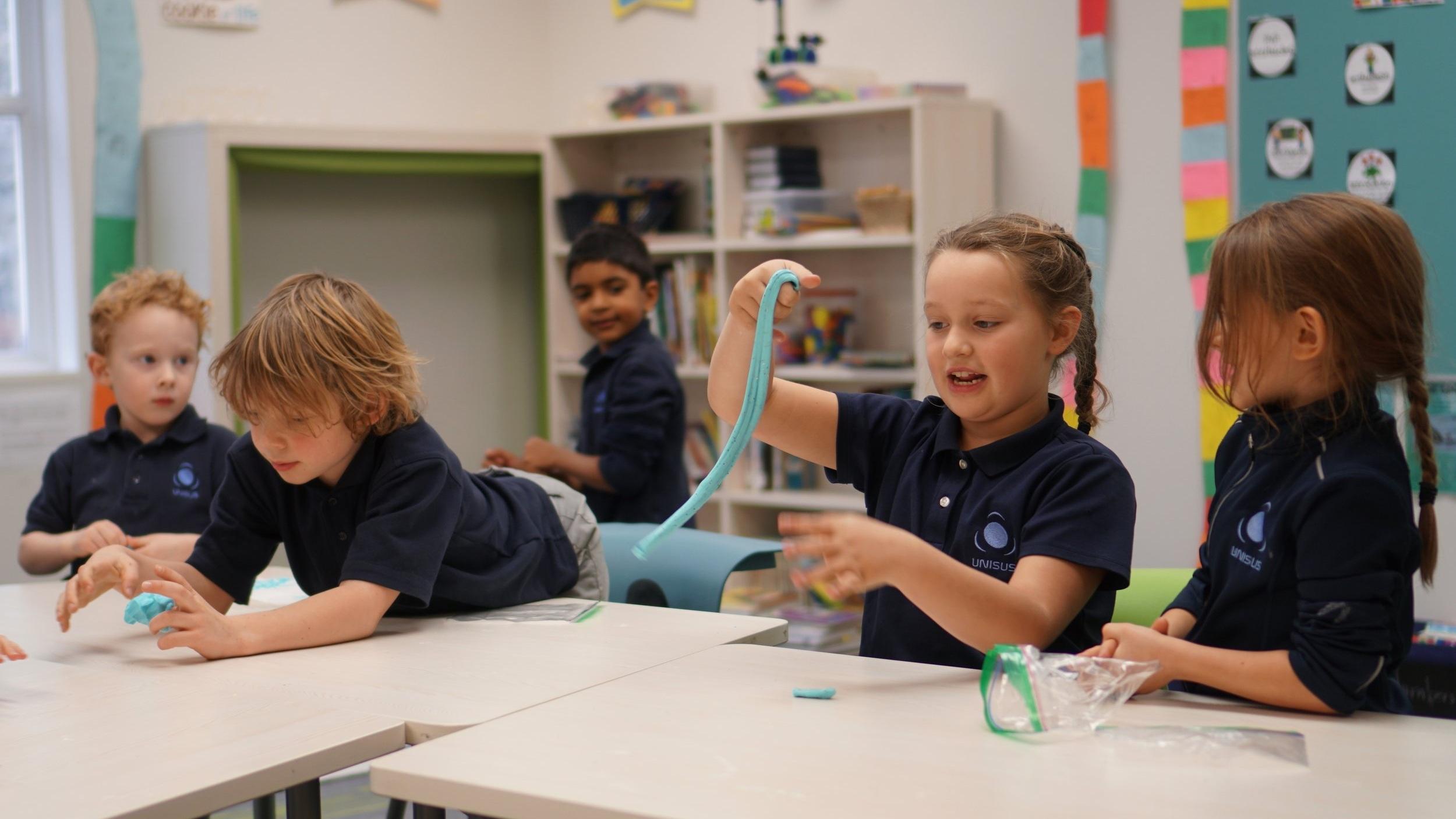 junior school - Pre-School to Grade 7