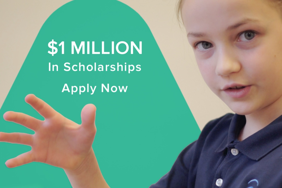 $1 million in scholarships - Applications available for all Unisus applicants