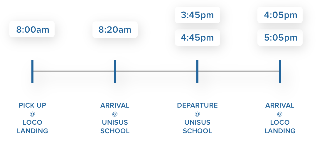 Unisus School - Updated Bus Schedule.png