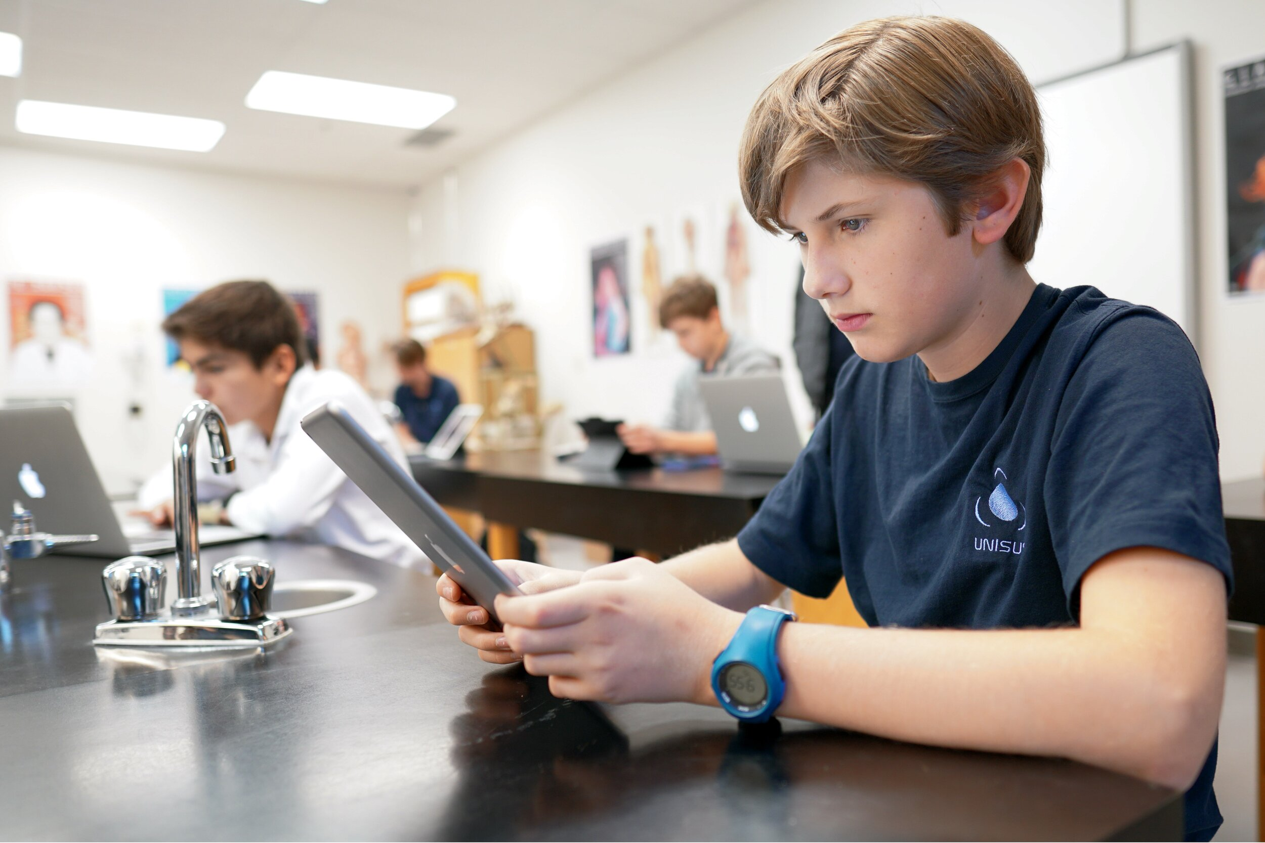 YOUR CHILD CAN   LEAD THE INNOVATION OF TOMORROW   Start Application Today