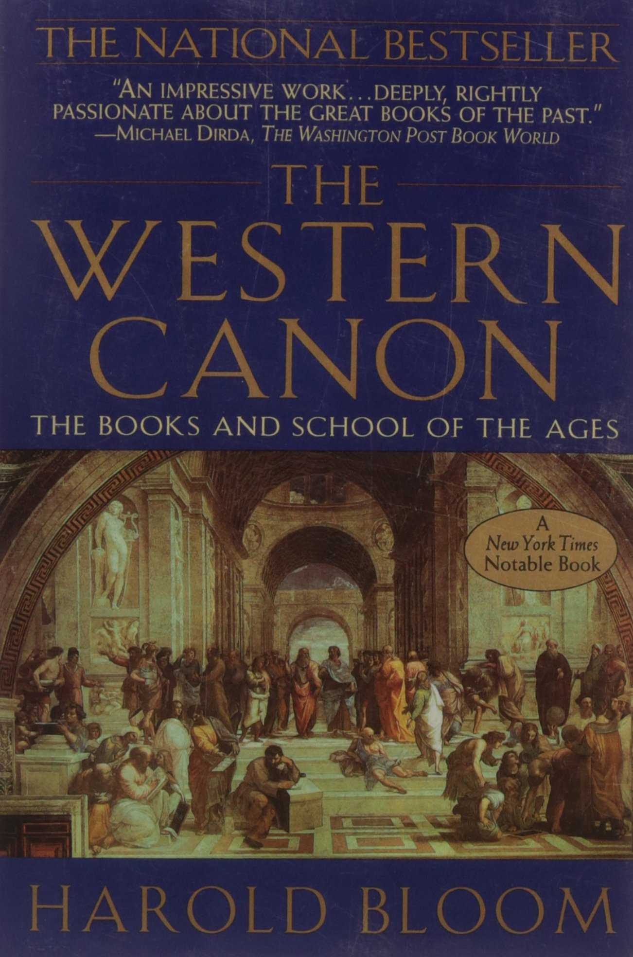The Western Canon The Books and School of the Ages by Harold Bloom.jpg