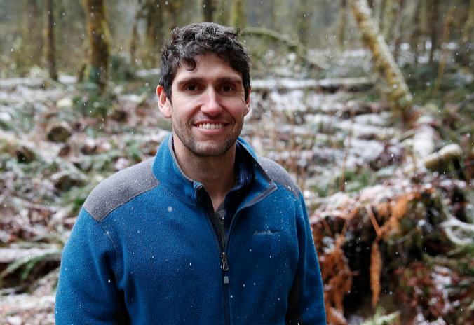 Author Ben Goldfarb