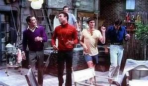 Celebrating friendship in the 1970 film.