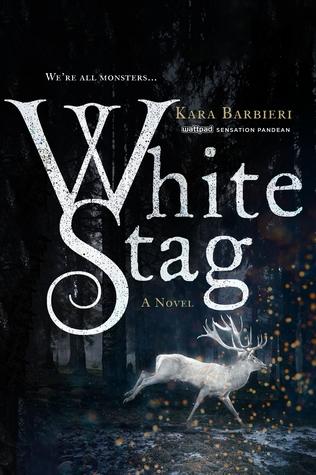 White Stag By Kara Barbieri Wednesday Books book cover