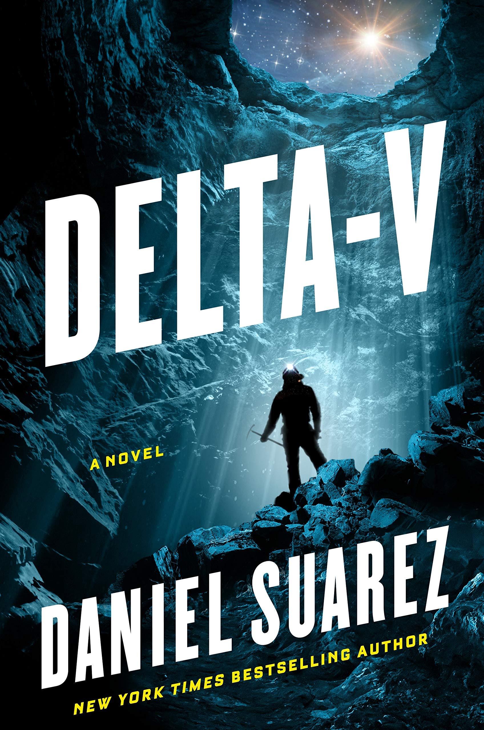Delta-V By Daniel Suarez Dutton, 2019