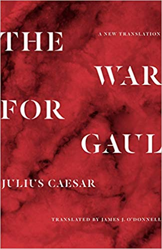 The War for Gaul translated by James O'Donnell,  https://press.princeton.edu/titles/13335.html