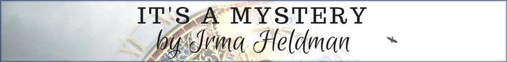 It's a Mystery, mystery fiction reviews by Irma Heldman