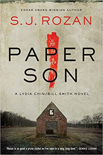 Paper Son, A Lydia Chin/Bill Smith Novel by  S. J. Rozan