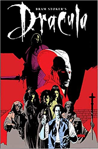 Bram Stoker's Dracula     Script by Roy Thomas, art by Mike Mignola IDW, 2019